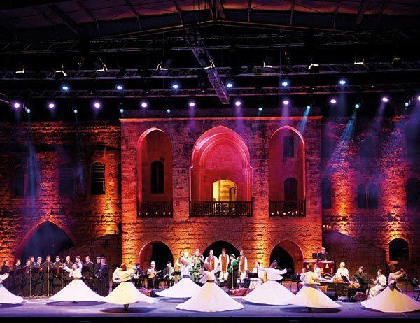 Festival. Liban