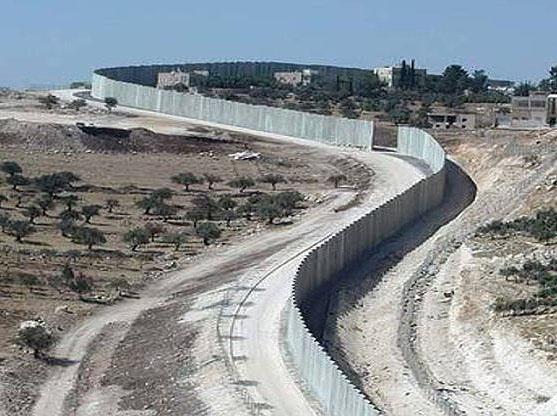 Resultado de imagem para muro faixa de gaza