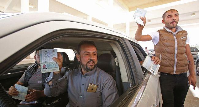 Réouverture du point de pasage Nassib | Odiaspora